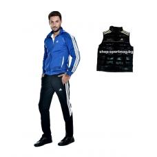 ОФЕРТА ЕКИП Adidas Climacool Poliamid син+елек