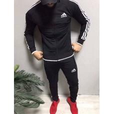 НОВО мъжки анцуг Adidas CLASSIC Poliamid черен