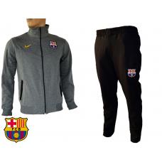 НОВО футболен анцуг NIKE FC Barcelona памук