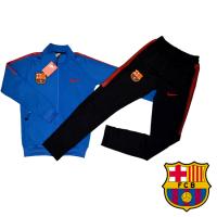 PROMO анцуг NIKE FC Barcelona POLIAMID син футболен