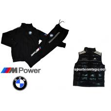 PROMO мъжки анцуг BMW MPower памук 1+елек