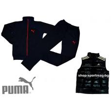 ПРОЛЕТЕН мъжки анцуг PUMA SPORT модел 8+елек