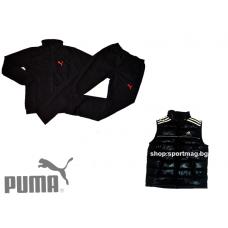 ПРОЛЕТЕН мъжки анцуг PUMA SPORT модел 4+елек