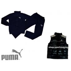 ПРОЛЕТЕН мъжки анцуг PUMA SPORT модел 6+елек