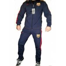 НОВО футболен анцуг NIKE FC Barcelona индиго