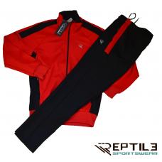 Мъжки спортен комплект Reptile червен