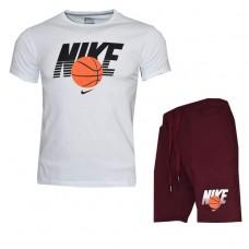 Летен мъжки комплект NIKE NBA 3