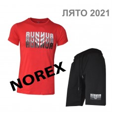 Летен мъжки комплект NOREX cod: 003