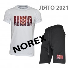 Летен мъжки комплект NOREX cod: 005