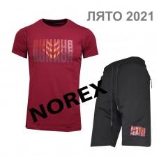 Летен мъжки комплект NOREX cod: 007