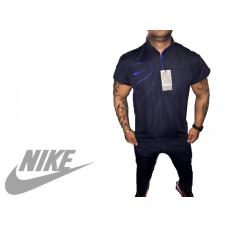 Летен анцуг NIKE Athletic Poliamid индиго със синьо