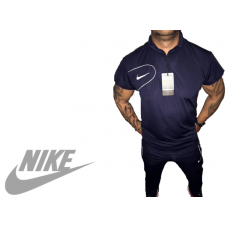 NIKE Athletic Poliamid индиго с бяло