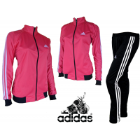 ПРОЛЕТЕН дамски анцуг Adidas Rashel диня