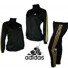 ЕСЕНЕН дамски анцуг Adidas Rashel черен/злато