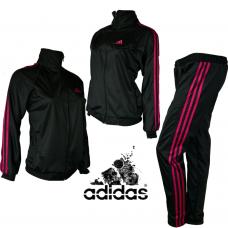 ЕСЕНЕН дамски анцуг Adidas Rashel черен/вишна