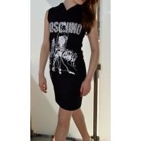 Спортна дамска рокля Moschino